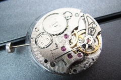 17 Jewels SGull ST36 Mechanical Movement 6498 Hand Winding Watch High Quality