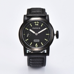 PVD Case, Black Strap